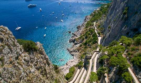 Capri Luxury Boats