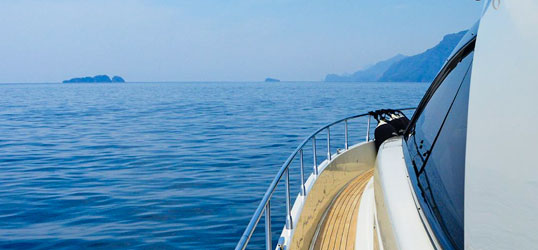 Transfer from Capri to the Amalfi Coast